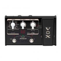 Pedaleira Vox StompLab II p/ Guitarra - Preto - VOX