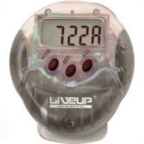 Pedômetro Conta Passos Ls3192 Liveup Sports -