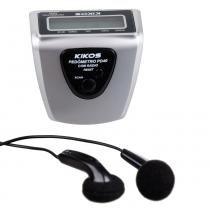 Pedômetro kikos - pd40 - Kikos