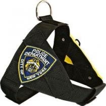 Peitoral Security Policia N.Y Para Cães - Amf pet