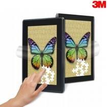 Película de proteção transparente antidigital para ipad 2, 3 e 4 hb004262497  3m -