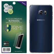 Película HPrime Curves - Cobre 100 da Tela - Samsung Galaxy S6 Edge Plus / S6 Edge+ - VERSO - Hprime películas
