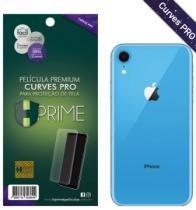 Película HPrime Curves Pro - VERSO - Para Apple iPhone Xr - Hprime películas