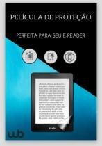 Película Kindle Paperwhite Fosca Anti-Risco Anti-Poeira Anti-UV - Wb