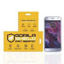 Película Nano Gel Dupla para Motorola Moto X4 - Gorila Shield (Cobre toda a tela) -