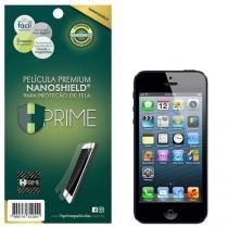 Película Premium HPrime Apple iPhone 5 5S 5SE - NanoShield - Hprime películas