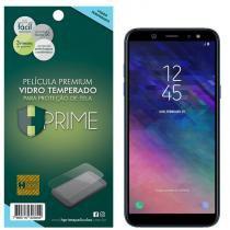 Pelicula Premium HPrime Samsung Galaxy A6 Plus 2018 / A9 Star Lite - Vidro Temperado Transparente -