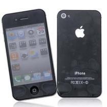 PelíCula Protetora Apple Iphone 4 E Iphone 4S Com CoraçõEs Frente/Verso - Apple