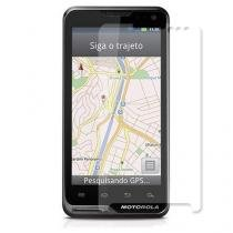 PelíCula Protetora Motorola Xt682 Atrix Tv Dual Chip - Anti-Reflexo E Anti-Digitais - Motorola
