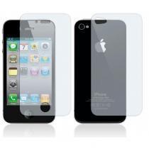 Película protetora para iPhone 4/4s Frente e Verso  Anti-Reflexo e Anti-Digitais - Apple