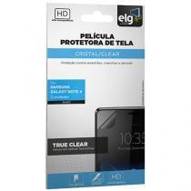 Película Protetora para Samsung Galaxy Note 4 - Transparente - ELG