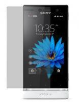 Película Protetora para Sony Ericsson Xperia U - Mega empório