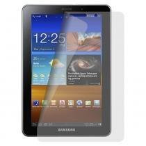 Película protetora samsung galaxy tab 7,7 p6800 tela lcd screen transparência 99 screen protector - Wmt