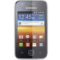 PelíCula Protetora Samsung Galaxy Y Tv S5367 - Anti-Reflexo E Anti-Digitais - Samsung
