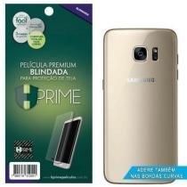 Pelicula Traseira HPrime Samsung Galaxy S7 Edge - VERSO - Blindada Curves -