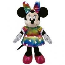 Pelúcia Beanie Boos Minnie Ty Disney - DTC