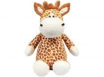 Pelúcia Girafa Selva Animada 23cm - Buba
