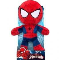 Pelúcia Homem Aranha Marvel 25cm - Buba Toys