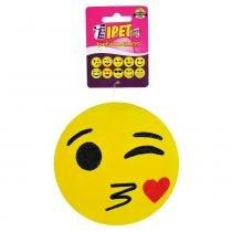 Pelúcia ipet emotion beijo carinhoso 15cm - Ipet