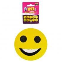 Pelúcia ipet emotion feliz 15cm - Ipet