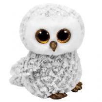 Pelúcia Ty Beanie Boos Owlette 23 cm Grande - DTC