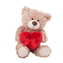 Pelúcia Ursinho Gift Love  - Buba