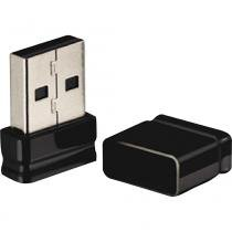 Pen Drive 16GB Multilaser Nano PD054 Preto -