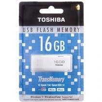 Pen Drive 16GB Toshiba - Hayabusa TransMemory