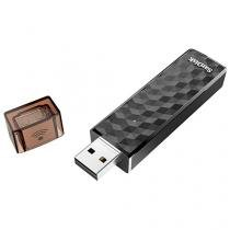 Pen Drive 64GB SanDisk Connect Wireless Stick - Led Indicador de Uso