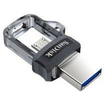 Pen Drive 64GB SanDisk Ultra Dual Drive - USB 3.0