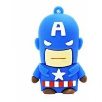 Pen Drive 8gb Capitao America - Revisar