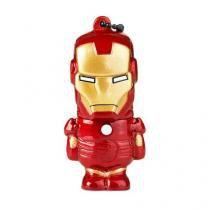 Pen Drive 8GB Multilaser - Marvel Avengers Homem de Ferro -