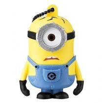 Pen Drive 8GB Multilaser Minions - Carl