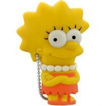 Pen Drive 8GB Multilaser - Simpsons Lisa -