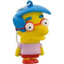 Pen Drive 8GB Multilaser - Simpsons Milhouse -