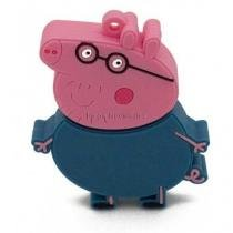 Pen Drive 8gb Papai Pig (Peppa Pig) - 2e
