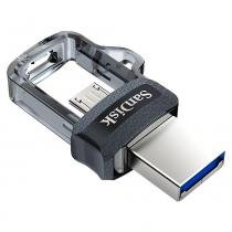 Pen Drive Para Smartphone Sandisk Ultra Dual Drive USB 3.0 32GB -