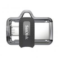 Pen Drive Sandisk Dual Drive 16GB para Smartphone Android - Sandisk