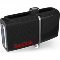 Pen Drive SanDisk Dual USB Drive 3.0 para Smartphone 32GB - Sandisk