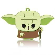 Pen Drive Star Wars Yoda 8GB PD037 Multilaser. -