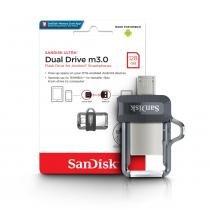 Pen Drive.128gb Usb 3.0 Ultra Dual Drive OTG SDDD3-128G-G46 Sandisk -