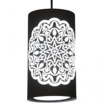 Pendente LED 24W Luz Branca RCG - Alhambra