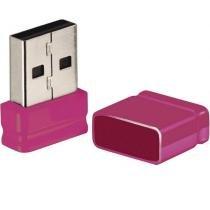 Pendrive 8GB USB Multilaser Nano PD063 Rosa -