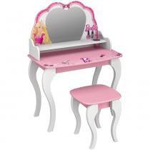 Penteadeira com Banqueta Barbie Star Pura Magia - Pura Magia