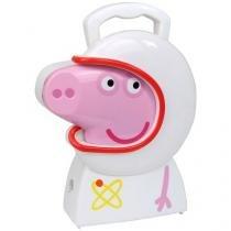 Peppa Pig Astronauta com Acessórios - DTC