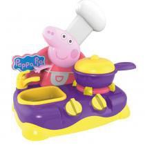 Peppa Pig Cozinha Multikids - BR200 - Peppa Pig