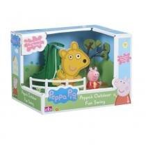 Peppa Pig Hora de Brincar Escorregador DTC -