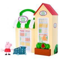 Peppa Pig Mercearia com Acessórios - DTC