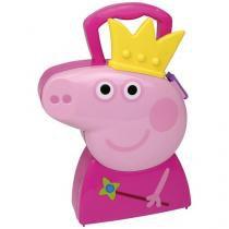 Peppa Pig Princesa com Acessórios  - DTC