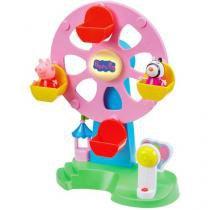 Peppa Pig Roda Gigante com Acessórios - DTC